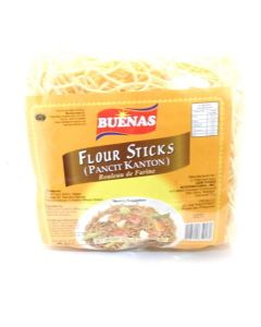 Pancit Kanton [Canton Flour Stick Noodles] | Buy Online at The Asian Cookshop.